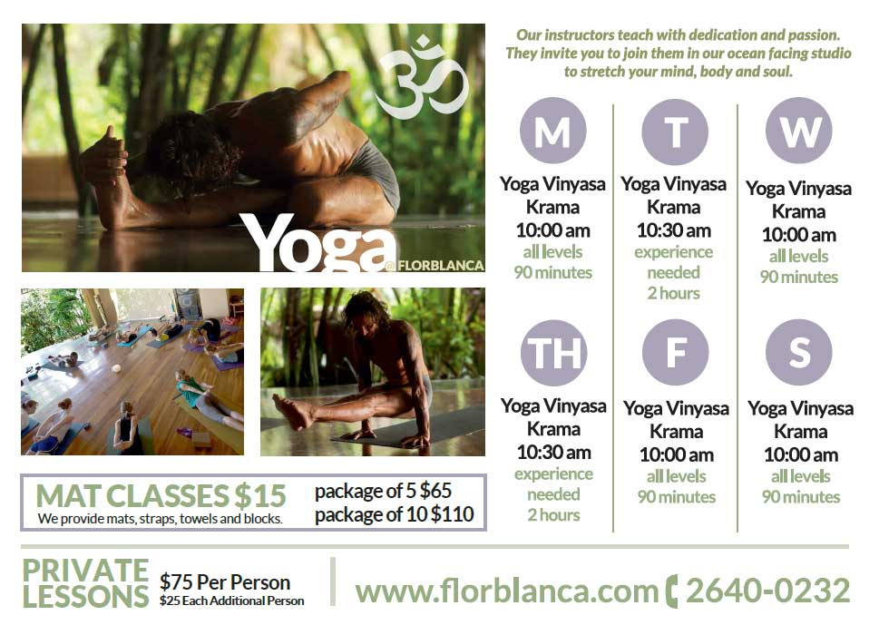 Yoga Retreat In Costa Rica Florblanca Resort Santa Teresa