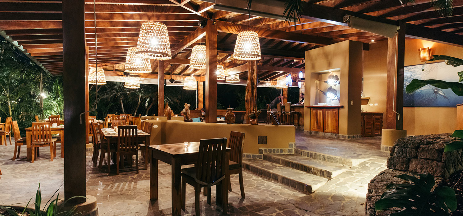 Nectar Restaurant At Florblanca Resort Costa Rica