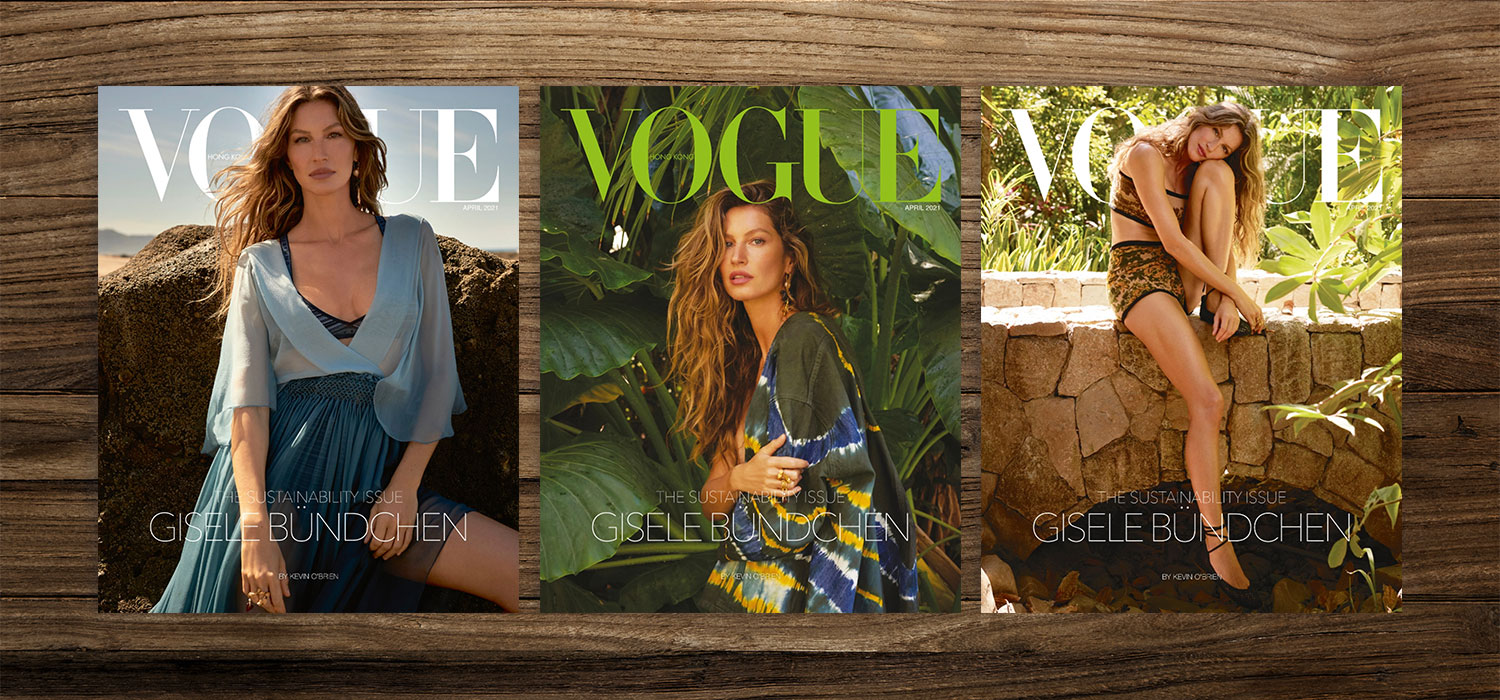 Vogue Sustainability Issue