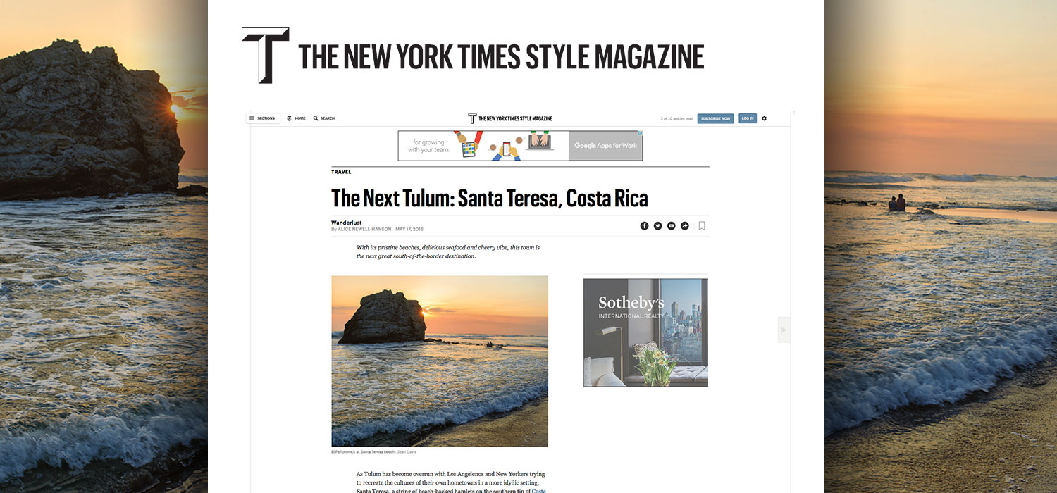 The Next Tulum: Santa Teresa, Costa Rica