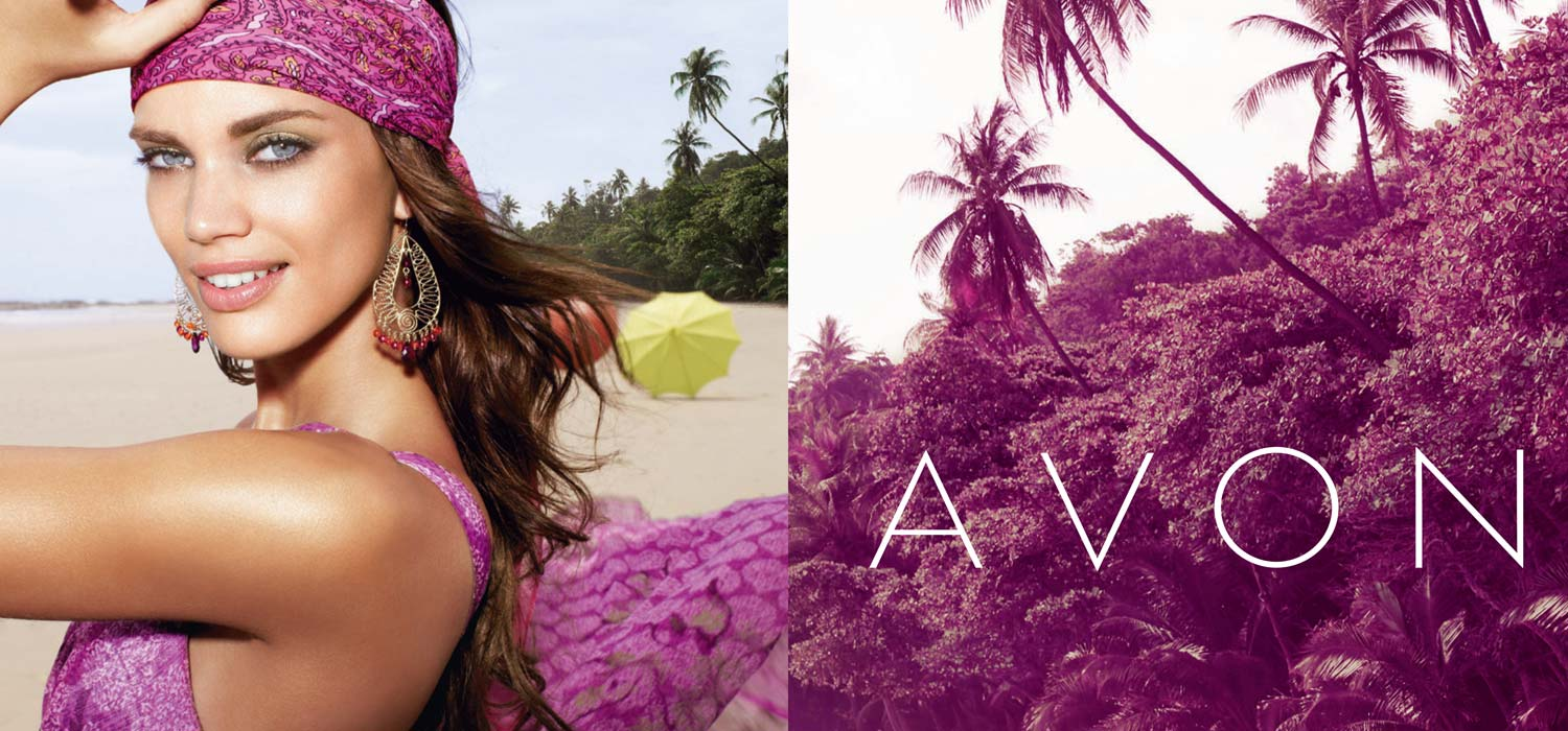 Avon Photo Shoot at Florblanca