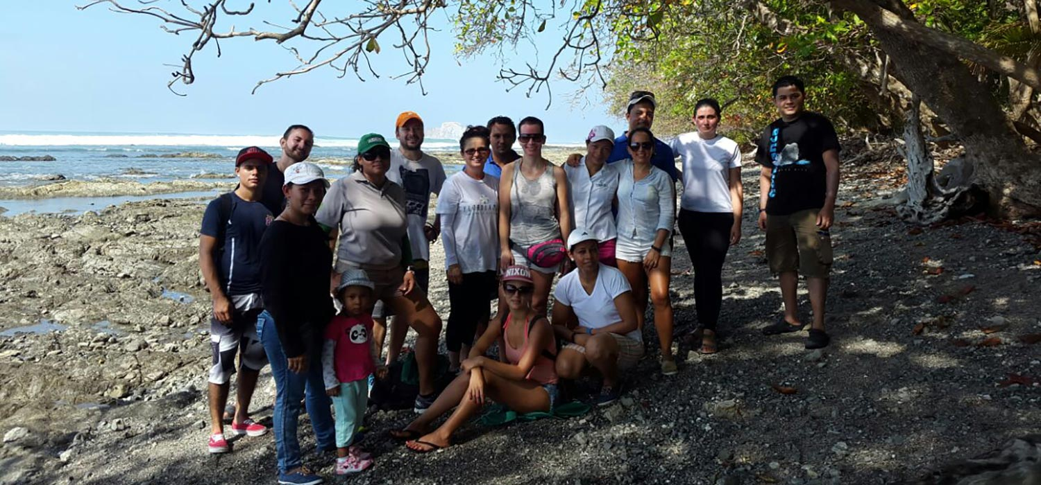 Cabo Blanco Beach Cleanup